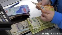 Währungskrise in Argentinien Argentinische Pesos