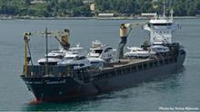 Screenshot Frachtschiff MarMalaita