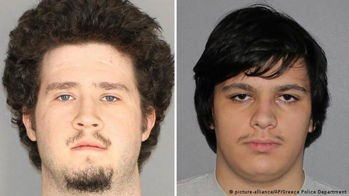 US: Two sentenced to prison for foiled terrorist plot on Muslims