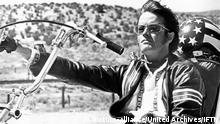 Easy Rider, USA 1969, Regie: Dennis Hopper, Darsteller: Peter Fonda   Verwendung weltweit