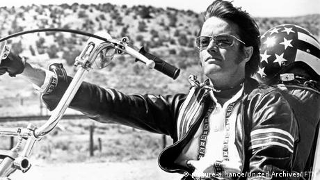 Peter Fonda in Easy Rider (picture-alliance/United Archives/IFTN)