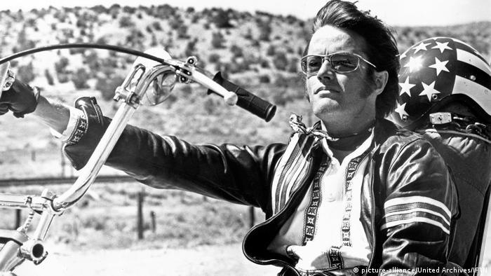 Easy Rider-Schauspieler Peter Fonda mit 79 Jahren gestorben