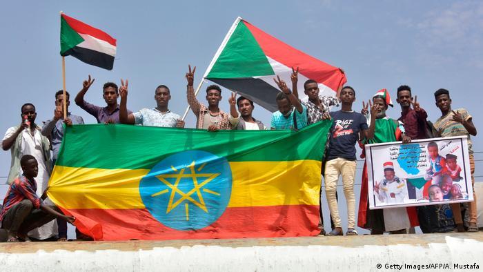Sudan Khartum Machtabgabe Militär