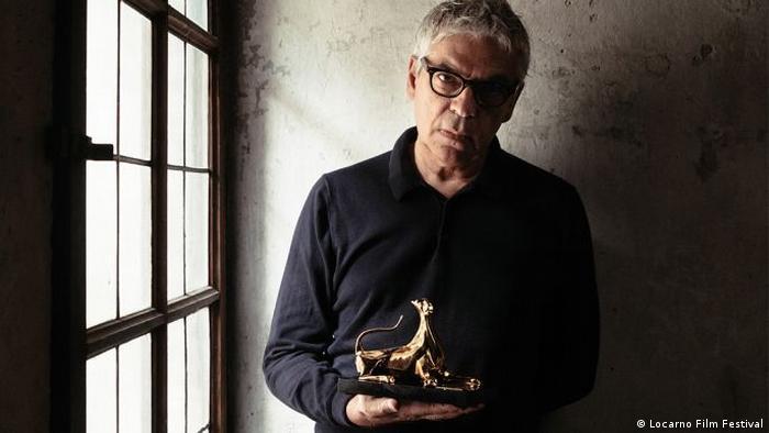 """Altın Leopar'ı """"Vitalina Varela"""" ile Portekizli yönetmen Pedro Costa kazandı."""