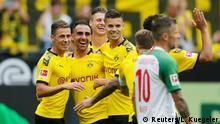 Bundesliga   1. Spieltag   Borussia Dortmund - FC Augsburg