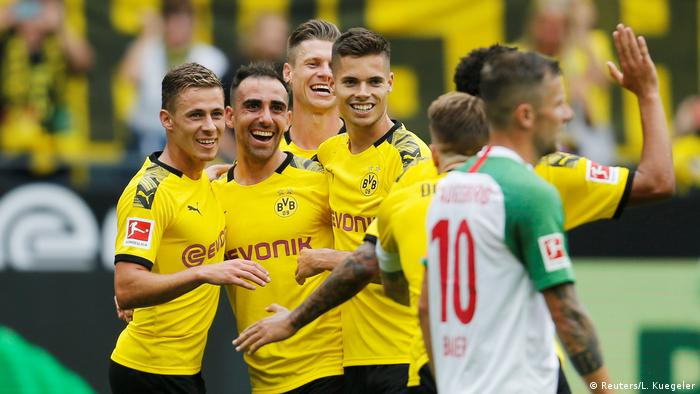 Bundesliga | 1. Spieltag | Borussia Dortmund - FC Augsburg