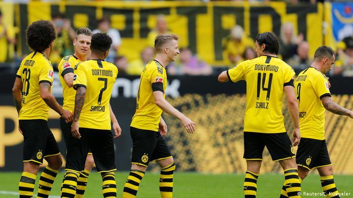 Bundesliga | 1. Spieltag | Borussia Dortmund - FC Augsburg (Reuters/L. Kuegeler)