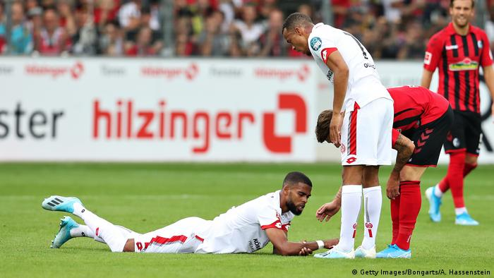 Fußball Bundesliga Mainz 05 - SC Freiburg (Getty Images/Bongarts/A. Hassenstein)