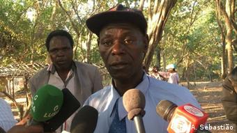 Mosambik RENAMO-Militärjunta in Gorongosa | Mariano Nhongo
