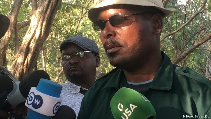João Machava: O general Nhongo deve parar de ordenar os ataques