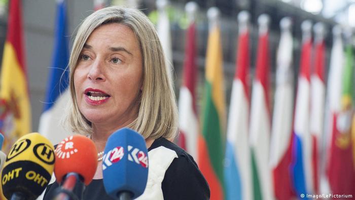 Federica Mogherini viaja la próxima semana a Cuba, México y Colombia    Europa al día   DW   07.09.2019
