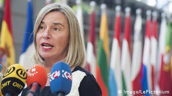 Federica Mogherini (Imago/LePictorium)