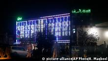 Afghanistan Tote nach Explosion bei Hochzeitsfeier in Kabul