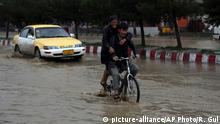 Afghanistan Hochwasser Überschwemmung