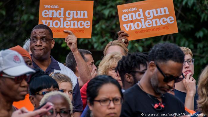 Proteste gegen Waffengewalt in den USA