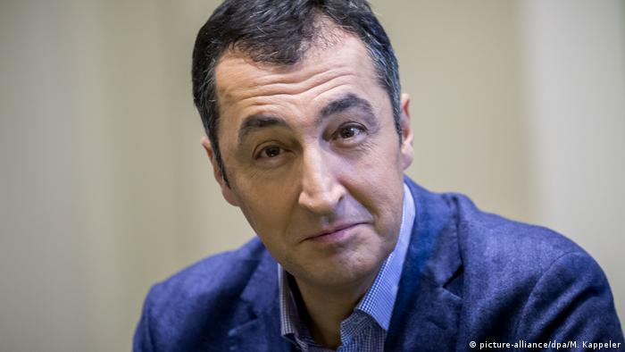 Cem Özdemir Politiker Bündnis 90/Die Grünen (picture-alliance/dpa/M. Kappeler)