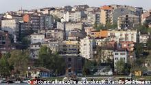 Türkei Stadtansicht von Istanbul