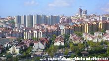 Stadtteil Bahcesehir, Tuerkei, Istanbul   Bahcesehir district, Turkey, Istanbul   Verwendung weltweit