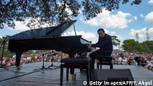 Türkei Canakkale-Provinz | Fazil Say, Pianist - Protest gegen Entwaldung