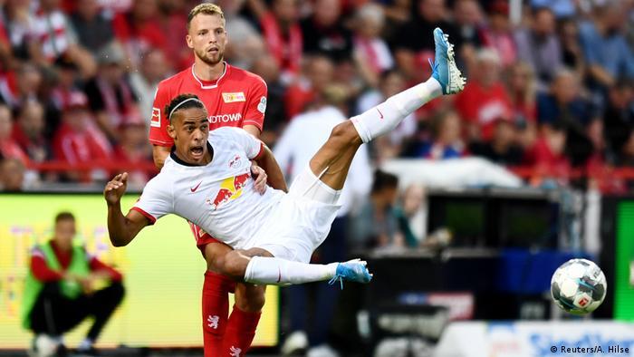 Fußball Bundesliga RB Leipzig - Union Berlin (Reuters/A. Hilse)