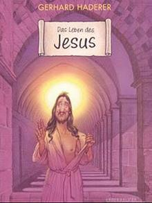 BdT: Buchcover Das Leben des Jesus von Gerhard Haderer