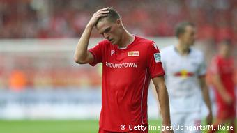Union Berlin had a tough first game in the Bundesliga