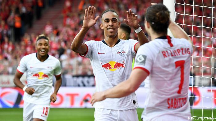Union Berlin 0-4 RB Leipzig
