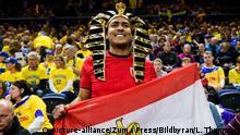 Handball WM | Ägypten - Schweden