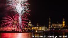 BdTD Deutschland Feuerwerk beim Dresdner Stadtfest