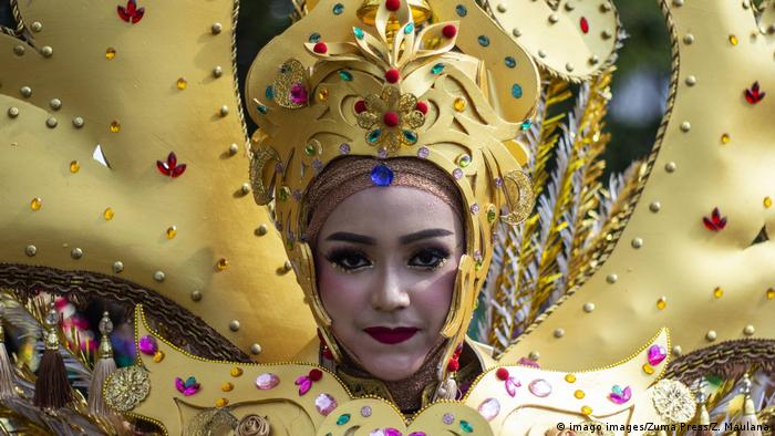 BdTD Indonesien Unabhängigkeitstag (imago images/Zuma Press/Z. Maulana)