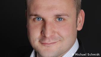 Geologist and Analyst Michael Schmidt from DERA