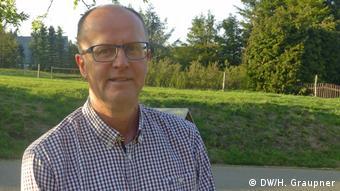 Hans Tooren, de Zinnwald-Georgenfeld.