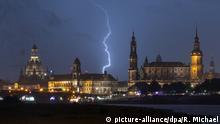 BdT - Gewitter in Dresden