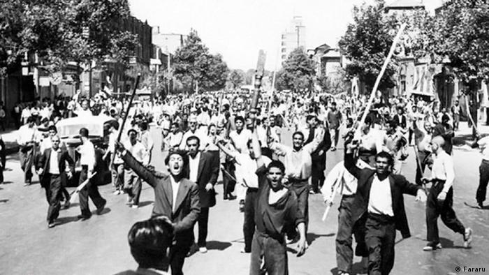 ماتیاس بروگمن کودتای ۲۸ مرداد را از جمله هشت اشتباه بزرگ آمریکا میداند