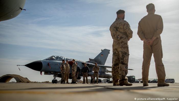 Bundeswehr anti-IS mission
