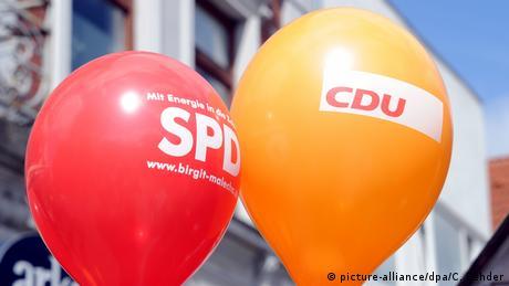 Δεν τίθεται θέμα κυβερνητικού συνασπισμού στη Γερμανία