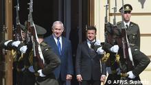 Ukraine Kiew Besuch Netanjahu Israel mit Präsident Selenskyj