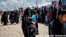 Syrien, verschleierte Frauen