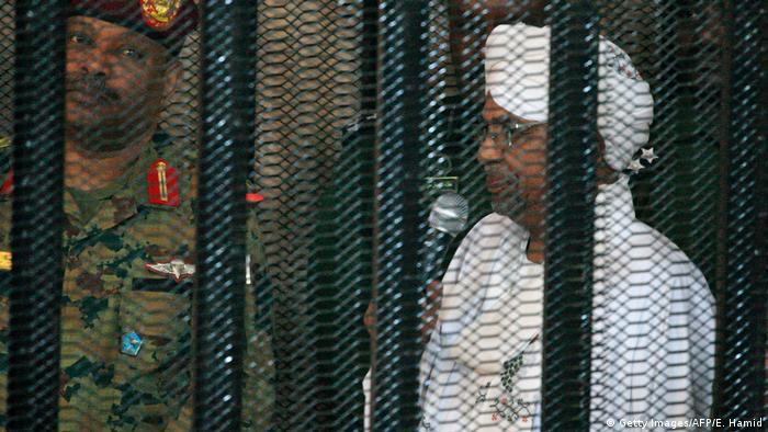 Суд над бывшим президентом Судана Омаром аль-Баширом