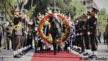 暴力阴影笼罩阿富汗独立百年庆典