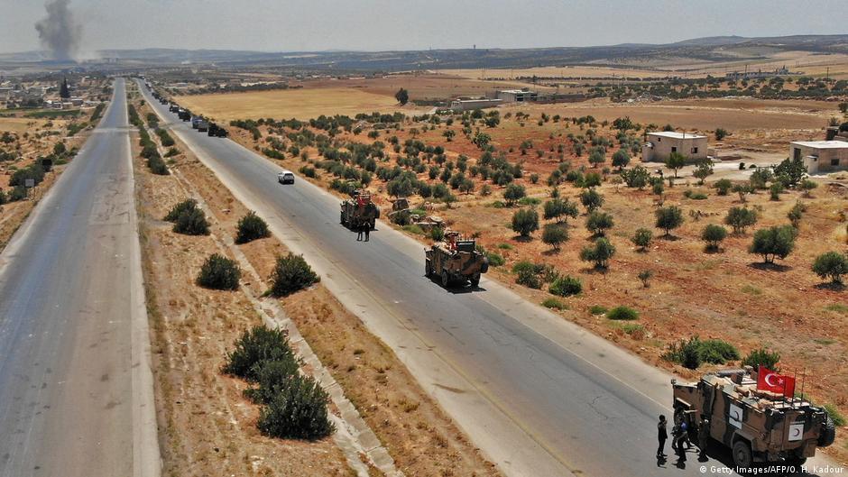 مسائية DW: تركيا تعزز قواتها في شمال سوريا.. أي رسائل؟ | مسائية DW | DW | 19.08.2019