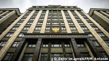 Russland Moskau Duma