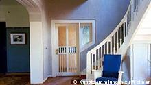 Haus Hohe Pappeln Wohndiele mit Treppenaufgang