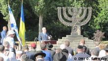 Benjamin Netanyahu in Kiew
