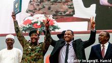 Sudan, politische Unruhe