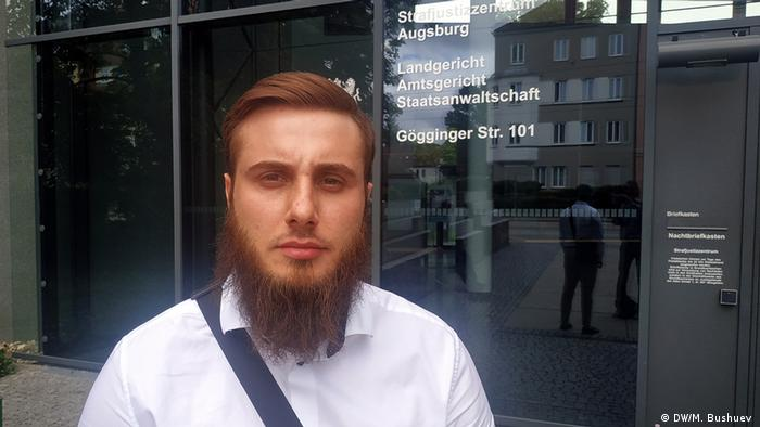 Chechen refugee in Germany fined after sharing DW article on Islamic State