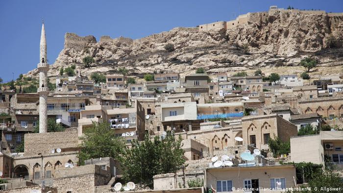 Türkei Stadtansicht von Mardin