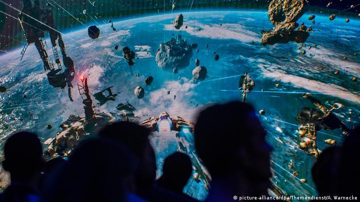 Deutschland   Gamescom 2019   Opening (picture-alliance/dpa/Themendienst/A. Warnecke)