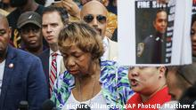 USA | Gwen Carr, Mutter des getöteten Eric Garner | New York