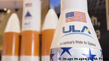 USA | Modell einer Vulcan Rakete | United Launch Alliance (ULA) (imago images/ZUMA Press)